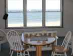 Penthouse Oceanfront Views The Nautilus at Ocean Park Bed and Breakfast